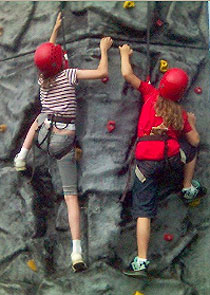Mobile Climbing Wall photo