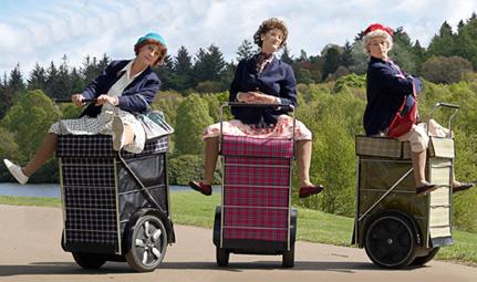 Granny Trolleys 61