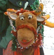 Sigmund the Singing Reindeer photo